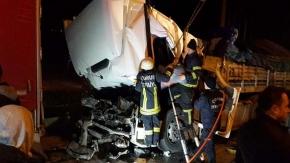 Çorum-Ankara yolunda feci kaza, 1 ölü