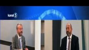 Kavuncu Kanal 5'te konuştu, Çorum'un lojistik sorununu çözeceğiz