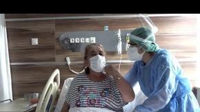 Koronavirüse yakalandı, ölümden döndü, aşı çağrısı yaptı