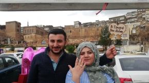 Evlilik teklifi için Mardin'e gitti